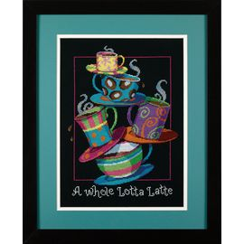 A Whole Lotta Latte