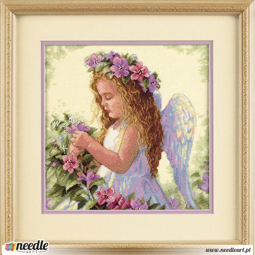 Passion Flower Angel