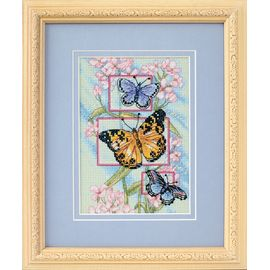 Blossoms and Butterflies