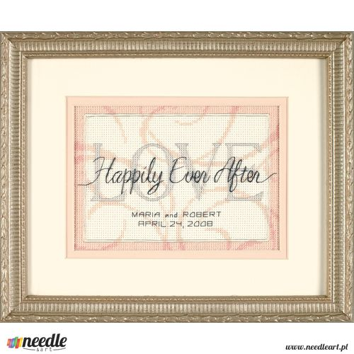 Happily Ever After Wedding Record