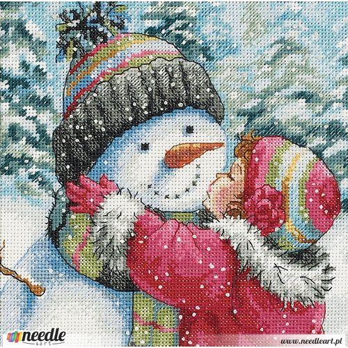 A Kiss for Snowman