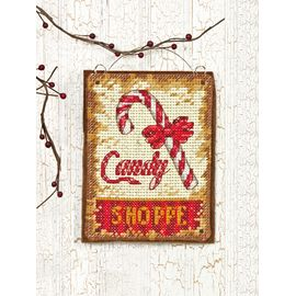 Candy Shoppe Ornament