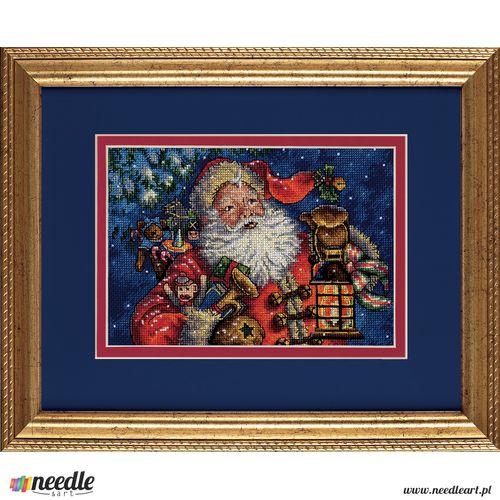 Nighttime Santa