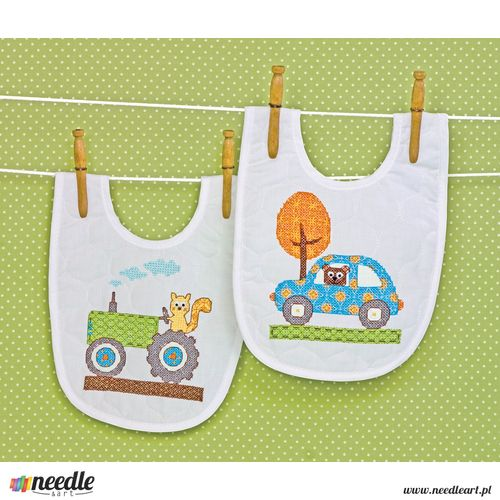 Happi Transport Bibs