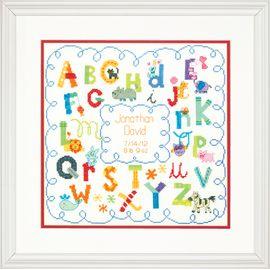 Alphabet Birth Record