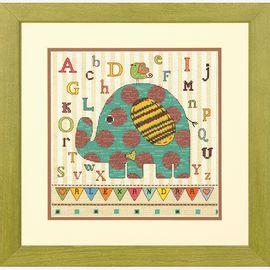 Baby Elephant ABC