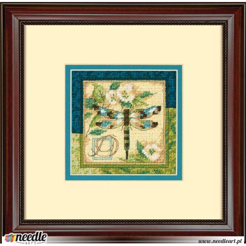 Dragonfly Needlepoint
