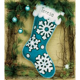 Flurries Stocking