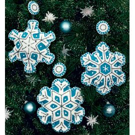 Flurries Ornaments