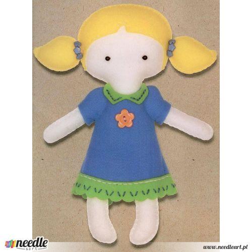 Felt Doll Emily