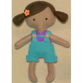 Felt Doll Bella