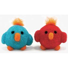 Round & Wooly Birds
