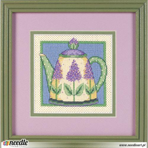 Lilac Teapot