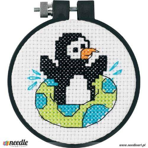 Radosny Pingwinek - Zestaw Dla Początkujących