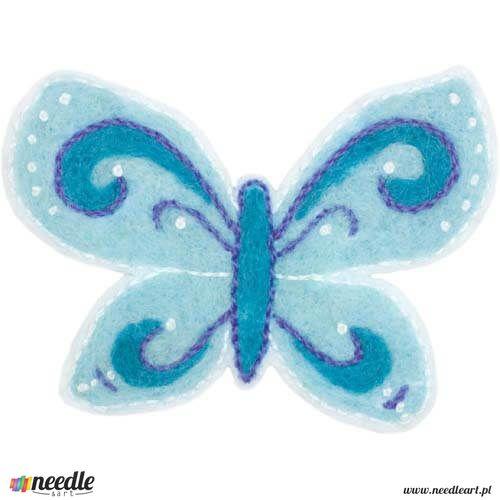 Butterfly Felt Kit