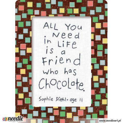 Friends & Chocolate