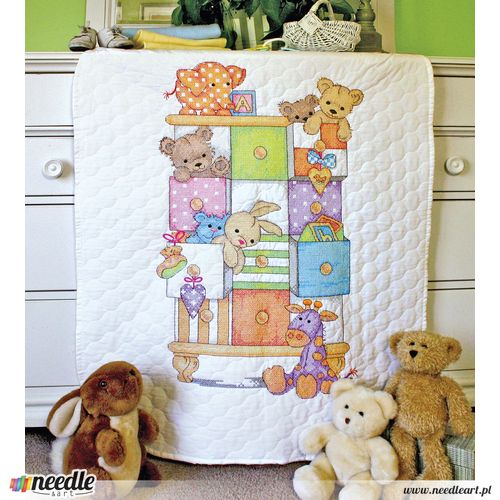 Baby Drawers Quilt