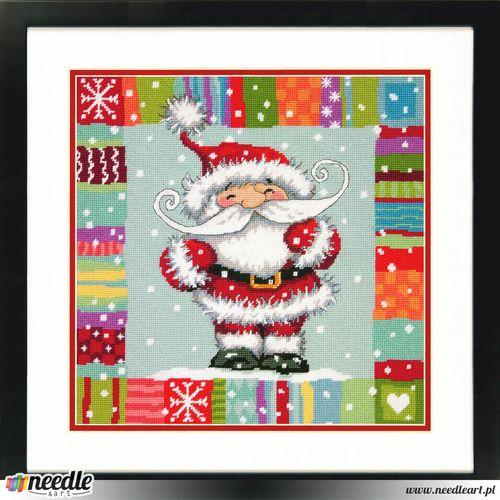 Mikołaj - obraz lub poduszka