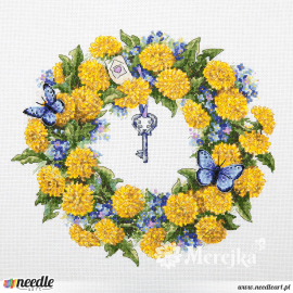 Dandellion Wreath