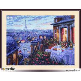Paris Evening Deja Vu