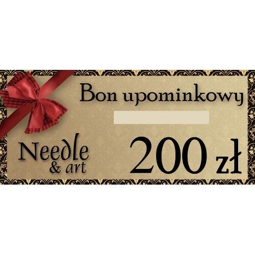 Gift Coupon 200
