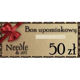 Gift coupon 50