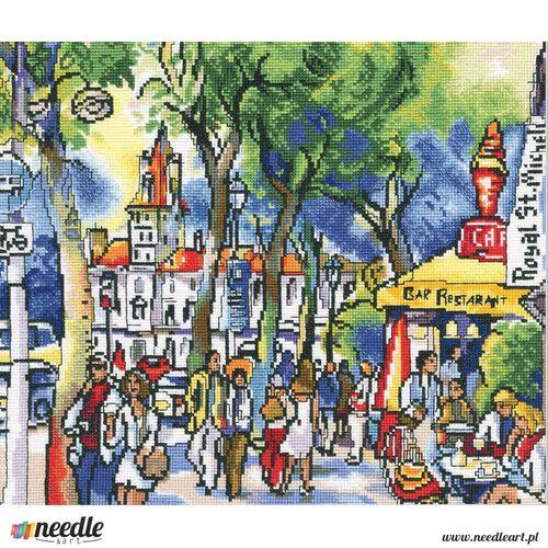 Morning on boulevard Saint-Michel