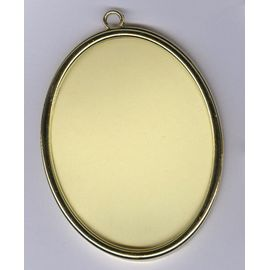 Oval - Decorative embroidery frame