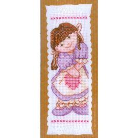 Girl - Bookmark
