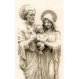 Joseph, Jesus and Mary